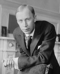 Portrait Sergei Prokofiev