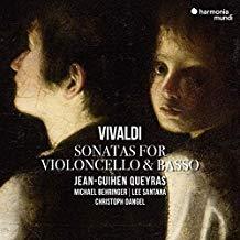Antonio VIVALDI: Sonatas for Cello and Basso Continuo – Jean-Guihen Queyras – Harmonia mundi