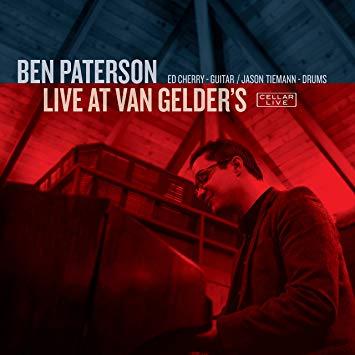 Ben Paterson – Live At Van Gelder's – CellarLive