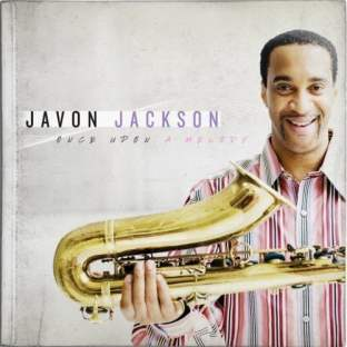 Once Upon a Melody, Album Cover, Javon Jackson