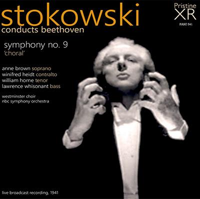 BEETHOVEN: Symphony No. 9 – NBC Symphony Orchestra/ Leopold Stokowski – Pristine Audio