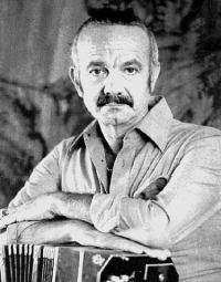 Portrait Astor Piazzolla