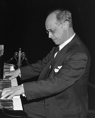 The Music Treasure for 21 October 2018 — Rudolph Serkin
