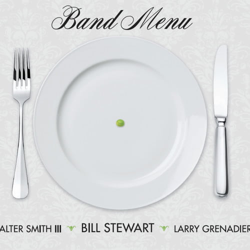 Bill STEWART trio: Band Menu – Two for the Show