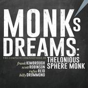 Monk's Dreams,Album Cover