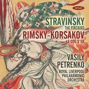 Petenko Stravinsky Rimsky-Korsakov