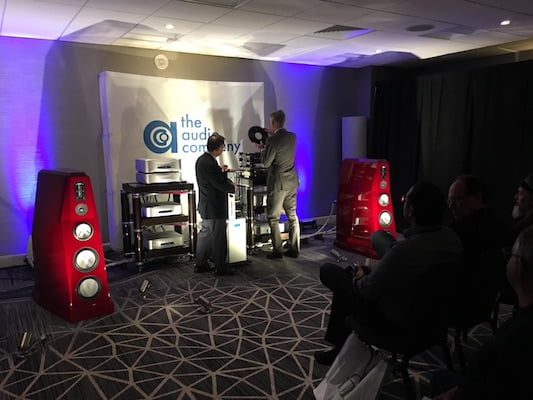 Rocky Mountain Audio Festival, Part 1