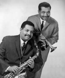 Portrait Cannonball Adderley
