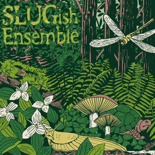 SLUGish Ensemble – An Eight Out of Nine  – Slow & Steady