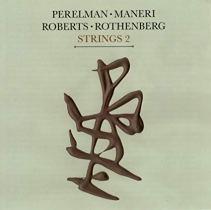Strings 2 Album Cover