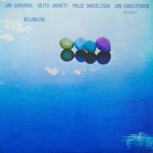 Jan Garbarek/Keith Jarrett – Belonging – ECM Records