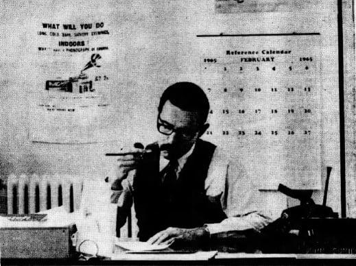 Daily Independent Journal, San Rafael, California, 6/5/1965: Sunier's Radio Office