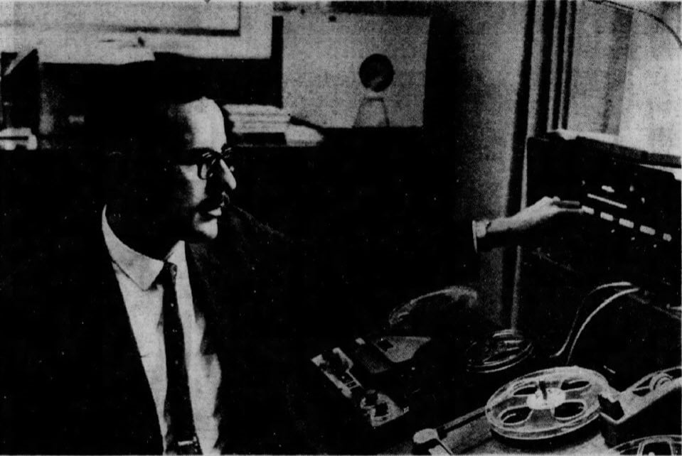 Daily Independent Journal, San Rafael, California, 10/21/1967: John Sunier