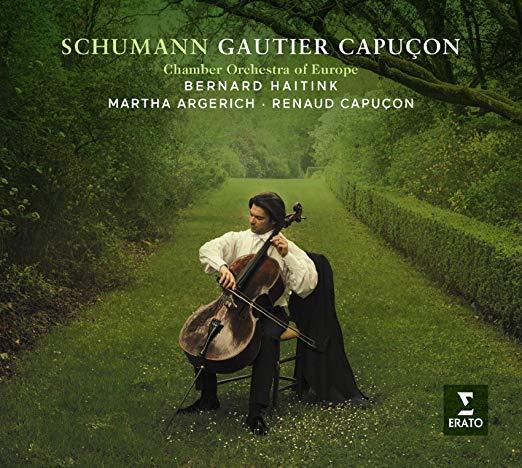 SCHUMANN: Cello Concerto and Chamber Works – Gautier Capucon – Erato