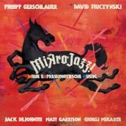 Mikrojazz Philipp Gerschlauer, Album Cover