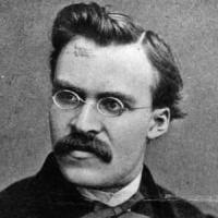 Portrait Friedrich Nietzsche