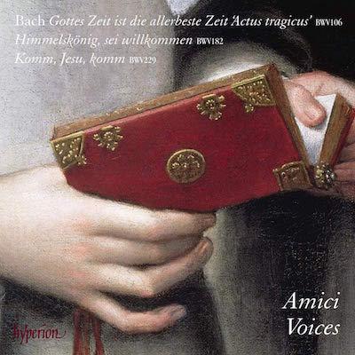 Amici Voices Bach Canatatas