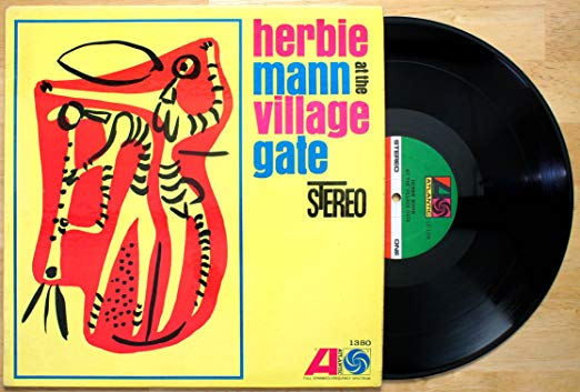 Herbie Mann – At The Village Gate – Speakers Corner