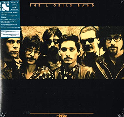 J. Geils Band – Speakers Corner