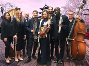 Meg Okrua Pan Asian Chamber Jazz Ensemble
