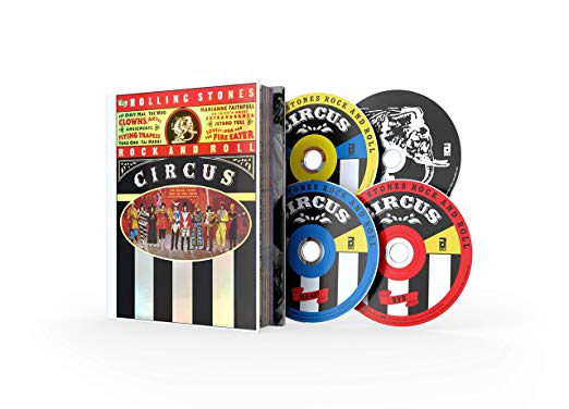 The Rolling Stones Rock And Roll Circus - Abkco Records