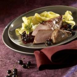Le foie de veau ou bourret d'herbe (2 personnes)