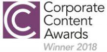 Corporate Content Awards Logo