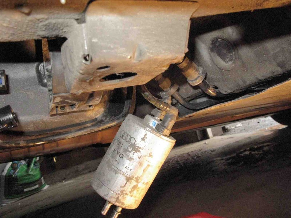 medium resolution of audi a3 fuel filter replacement