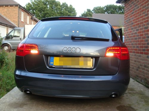 small resolution of audi a6 2005 c6 only one reverse light works reverse jpg