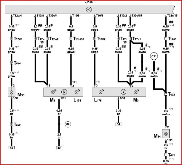 2006 Audi A4 Electrical Schematic. Audi. Wiring Diagrams