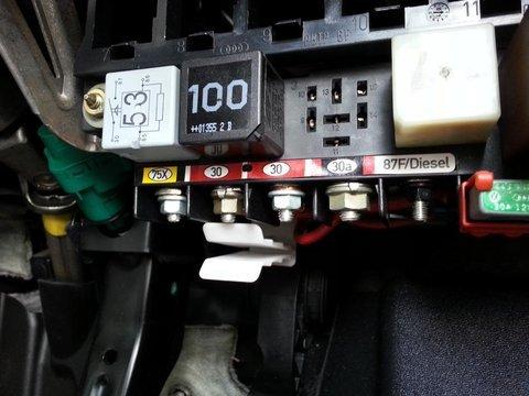 B5 S4 Fuse Diagram Inline Fuel Pump Guide Audi Sport Net