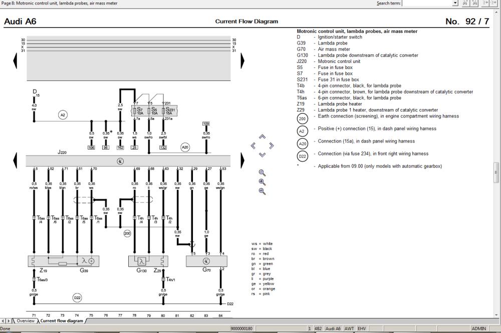 medium resolution of wiring diagram seat cordoba wiring diagram and schematics 1998 audi a4 fuse diagram 2007 vw passat