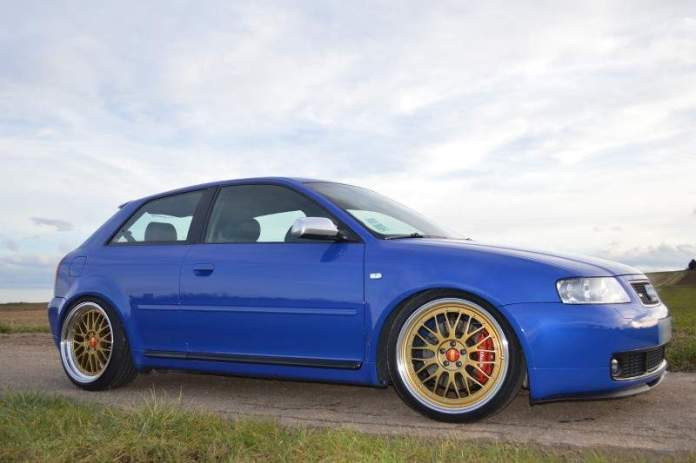 Audi A3 vintage