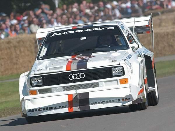 Histoire Audi Quattro