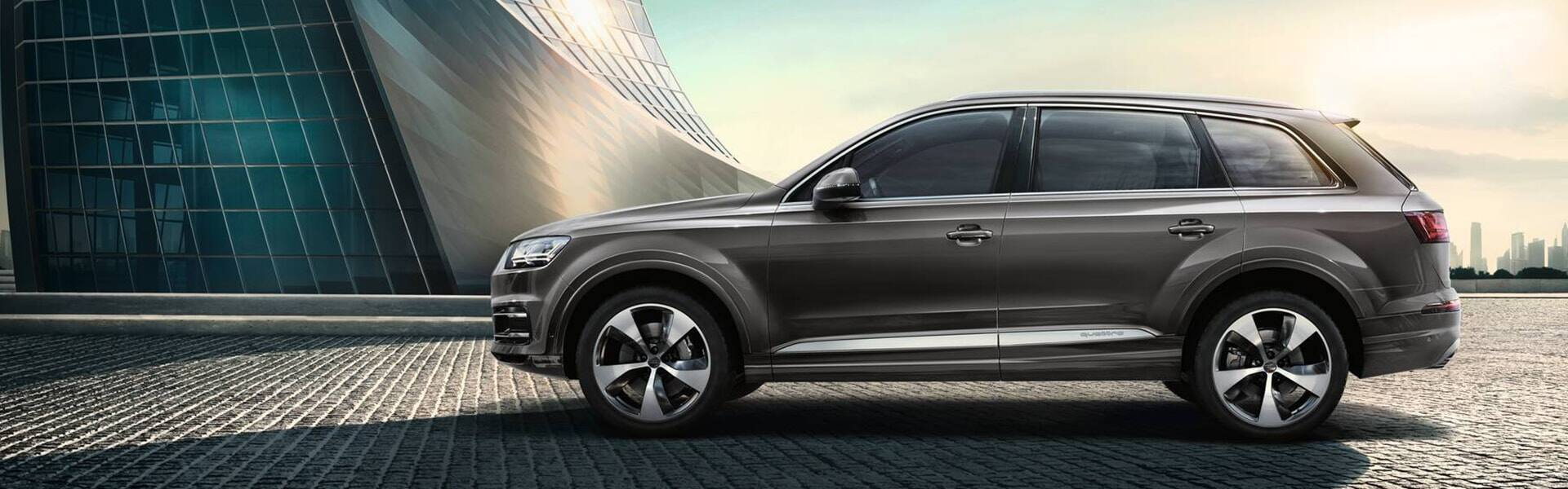 hight resolution of the 2019 audi q7