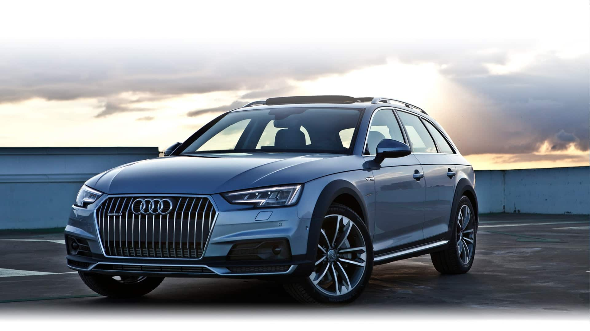 hight resolution of the a4 allroad