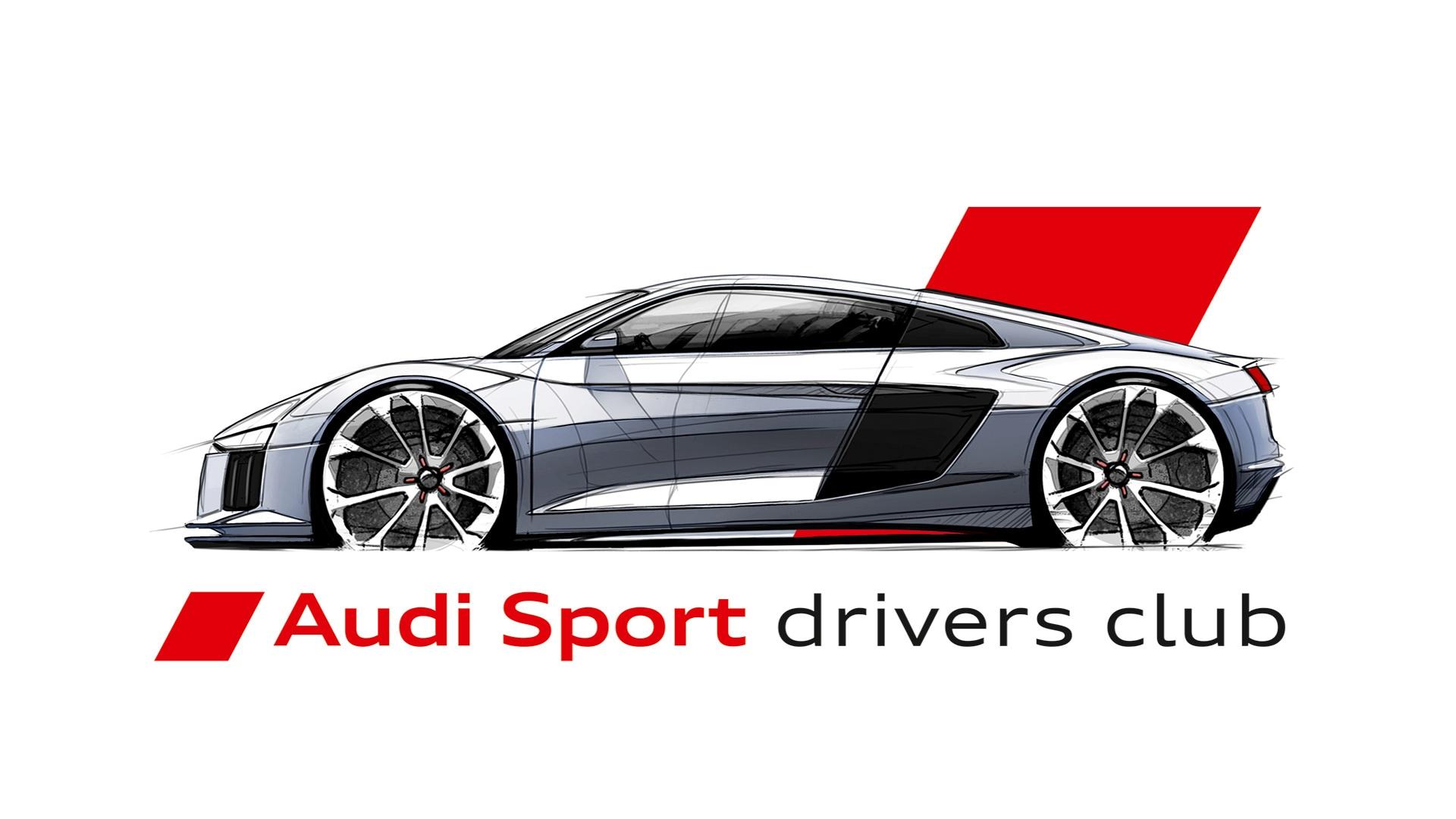 hight resolution of audi sport drivers club