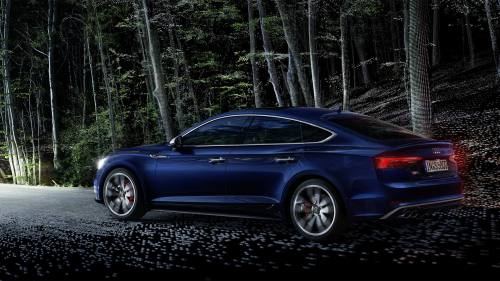 small resolution of the permanent all wheel drive quattro supports the s5 sportback s already sporty handling