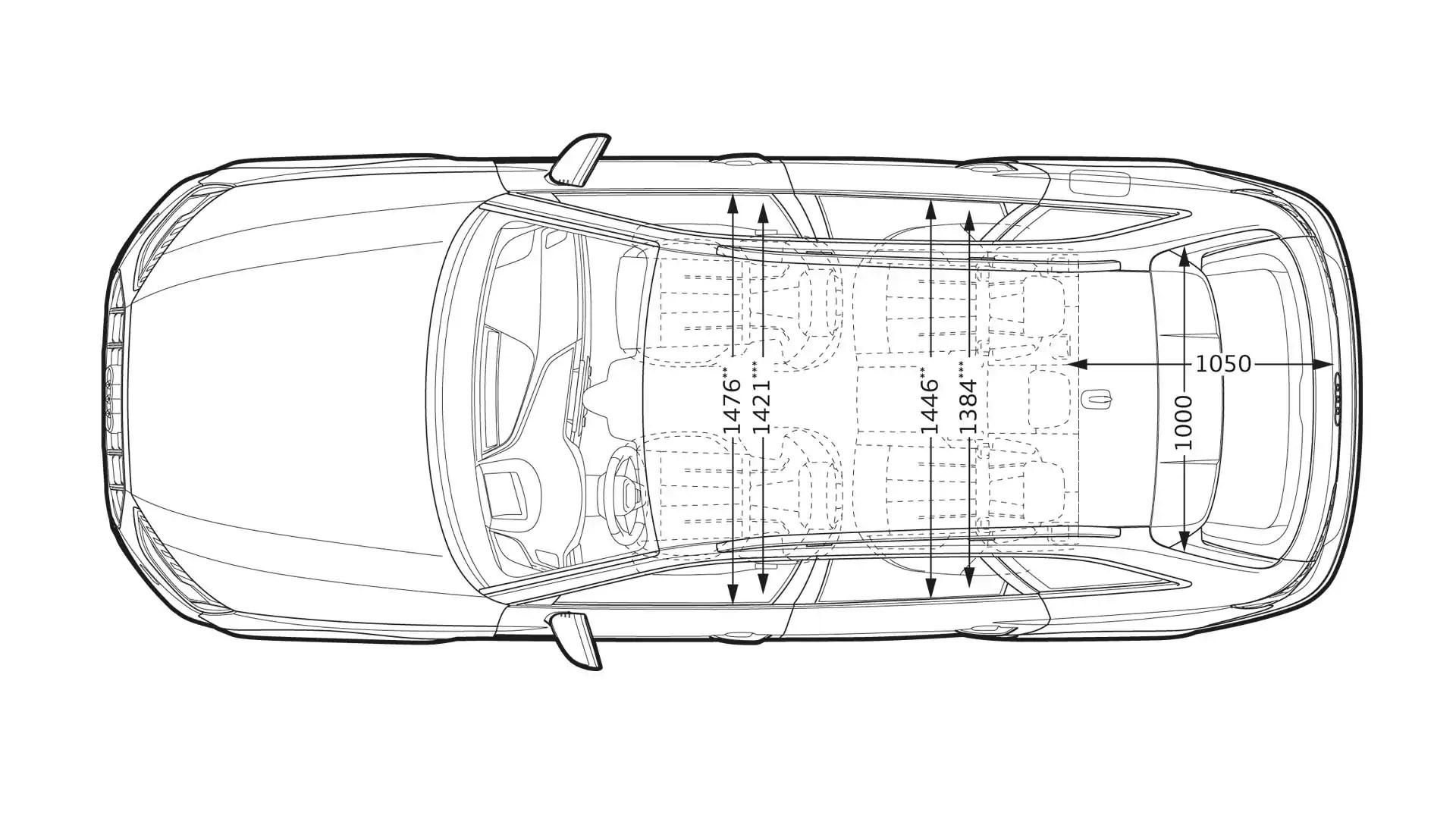 Abmessungen Gt A4 Allroad Quattro Gt Gamma Audi A4 Gt Audi Italia