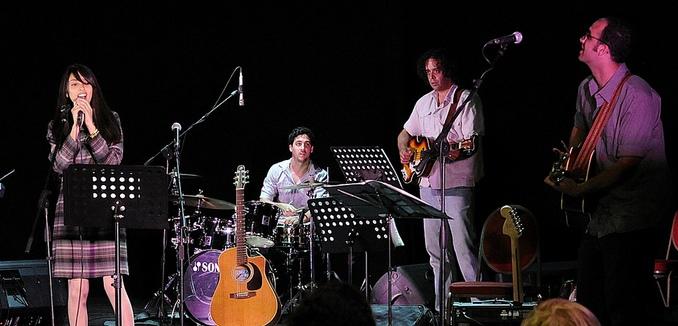 Konzert von arabischen und jüdischen Studenten aus ganz Israel. Foto US-Botschaft in Tel Aviv / Flickr