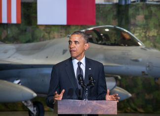 US President Barack Obama. Foto von Mateusz Włodarczyk -Lizenziert unter Creative Commons Attribution-Share Alike 3.0 über Wikimedia Commons.
