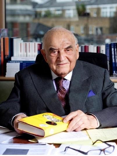 Die ehrenhafte Rückzahlung einer Schuld aus dem Holocaust war für Weidenfeld ein vorrangiger Beweggrund. Foto zVg