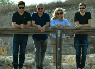 Die Familie Netanyahu. Foto GPO