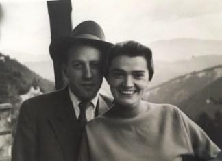 Rosa und Lazar Kahan. Foto Yvette Schwerdt