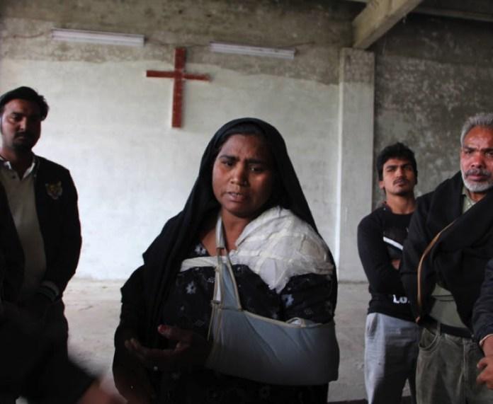 Verfolgte Christen in Pakistan. Foto Open Doors.
