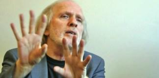 Moshe Zuckermann. Foto Screenshot Youtube