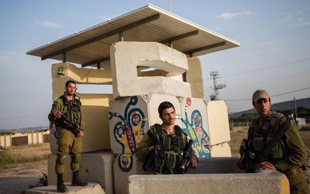Eine Hightech-Mauer gegen die Hamas - Audiatur-Online