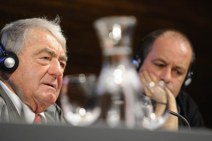 Foto DONOSTIA KULTURA - Proyección y conferencia Claude Lanzmann06, CC BY-SA 2.0, https://commons.wikimedia.org/w/index.php?curid=61931327