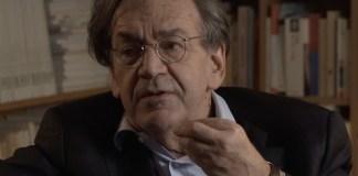 Alain Finkielkraut. Foto Screenshot zVg