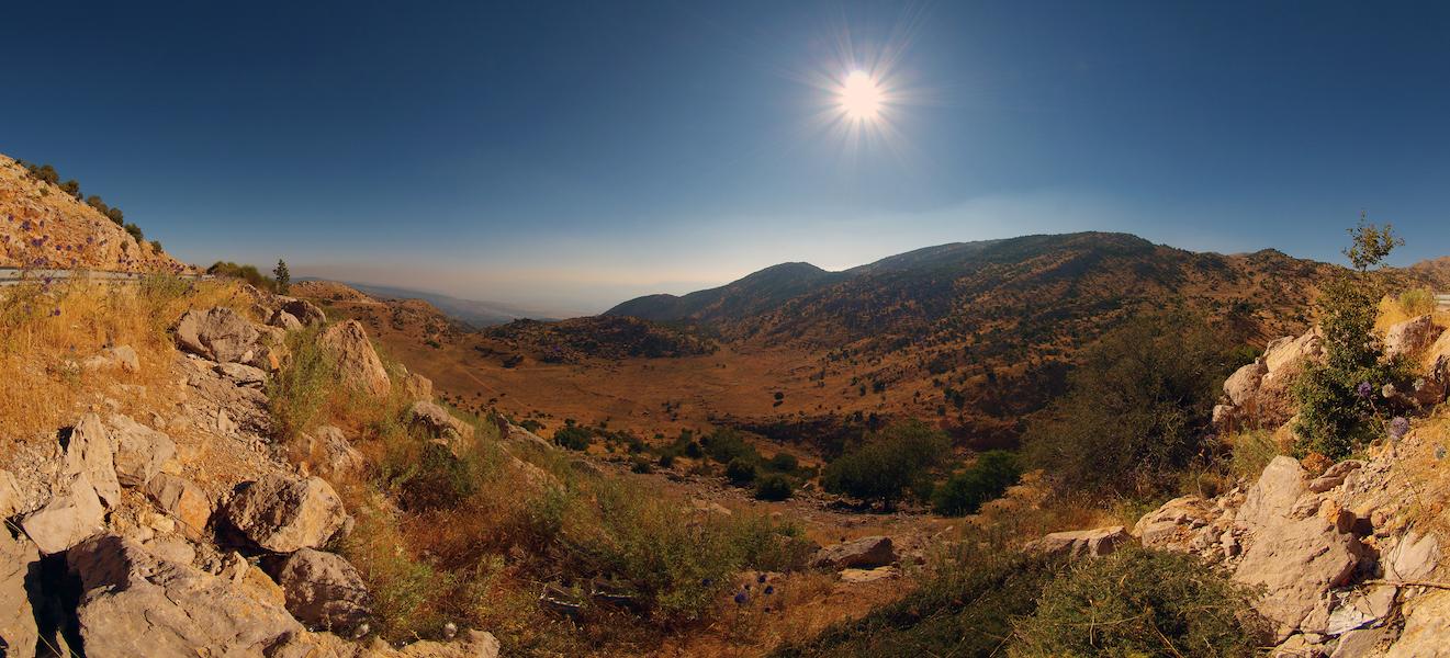 Golanhöhlen